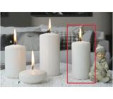 Lima Ice pastel sviečka biela valec 50 x 100 mm 1 kus