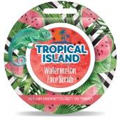 Marion Tropický ostrov Watermelon - Vodné melón pleťový peeling 8 g