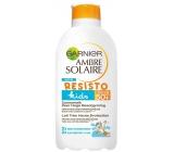 Garnier Ambre Solaire Resist Kids OF50 + mlieko na opaľovanie pre deti 200 ml