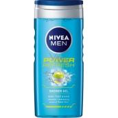 Nivea Men Power Refresh sprchový gél na telo, tvár a vlasy 250 ml