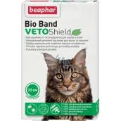Beaphar Bio Band Veto Shield Prírodné repelentný obojok pre mačky a mačiatka 35 cm