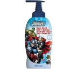 Marvel Avengers sprchový a koupelový gel pro děti 1 l