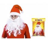Fúzy Santa / Mikuláš dlhé