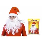 Mikuláš / Santa vousy dlouhé