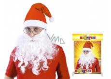 Mikuláš / Santa fúzy dlhé