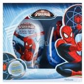 Marvel Spiderman sprchový gel 250 ml + Houbička dárková sada pro děti