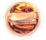 Heart & Home Mandarínka s korením Sójový prírodnou vonný vosk 26 g