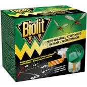 Biolit Proti komárom elektrický odparovač s časovačom + náhradná tekutá náplň 35 ml