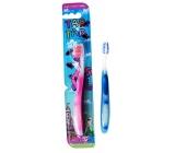 Abella Kids Tap Tap střední zubní kartáček TK003 různé barvy pro děti 1 kus