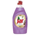 Jar DermaProtect Silk & Orchid Prostředek na ruční mytí nádobí 650 ml