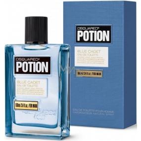 Dsquared2 Potion Blue Cadet toaletná voda pre mužov 30 ml