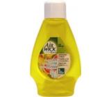Air Wick Sparkling Citrus 2v1 s knôtom tekutý osviežovač vzduchu 365 ml