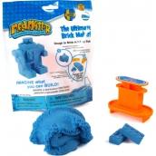 Mad Mattr Kinetický piesok modelovacie Formička Vytvor tehličku modrá 57 g