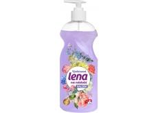 Lena Květinová balzám na mytí nádobí dávkovač 500 g