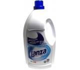 Lanza Fresh & Clean Biela gél tekutý prací prostriedok na biele prádlo 90 dávok 4,5 l