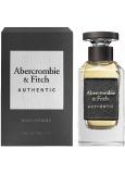Abercrombie & Fitch Authentic Man toaletná voda 50 ml