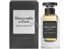 Abercrombie & Fitch Authentic Man toaletná voda 50 ml