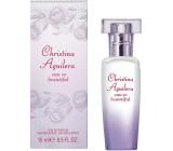 Christina Aguilera Eau So Beautiful parfumovaná voda pre ženy 15 ml