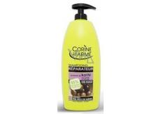Corine de Farme Bambucké máslo a oliva šampon na suché a poškozené vlasy 750 ml