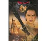 Ditipo Darčeková papierová taška 26,4 x 12 x 32,4 cm Disney Star Wars