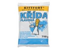 Kittfort Krieda plavená, prísada pre zvýšenie belosti náterov, plnivo do tmelov, farieb a iných stavebných zmesí 750 g
