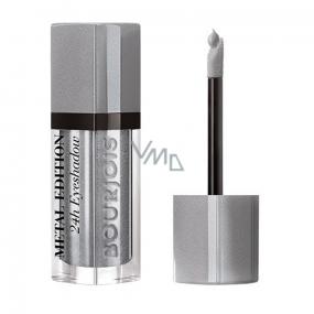 Bourjois Satin Edition 24h Eyeshadow oční stíny 08 Iron 8 ml
