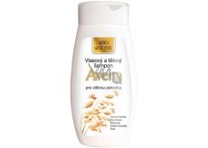 Bione Bio Avena Sativa vlasový a tělový šampon pro citlivou pokožku 260 ml