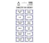 Arch Samolepky na kořenky Levandule Grilovací koření - směsi koření (běžné)0413