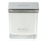 Millefiori Milano Zona Oxygen - Kyslík Vonná sviečka vonia až 60 hodín 180 g