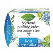 Bion Cosmetics Kozí srvátka pleťový krém proti vráskam s koenzýmom Q10 51 ml