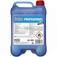 Iron Professional čistič skiel s alkoholom 5 l