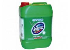 Domestos 24h Pine Fresh tekutý dezinfekčný a čistiaci prostriedok 5 l