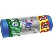 Fino Easy Pack Sáčky do odpadkového koše 60 litrů, 60 x 67 cm, 20 µm, 20 kusů