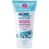 Dermacol Acneclear Antibakteriálny umývací gél na tvár 150 ml