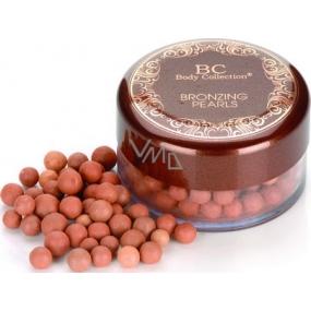 Body Collection Bronzing Pearls kuličkový pudr 50 g