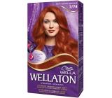 Wella Wellaton krémová barva na vlasy 7/74 Irská červená