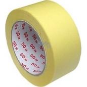 Perdix Zakrývací páska do 60 stupňů 38 mm x 50 m krepová