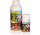 Sulka Fungicíd kvapalný koncentrát síry pre hnojenie pôdy 1 l