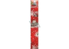 Ditipo Disney Vánoční balicí papír dětský červený Cars typ 9 100 x 70 cm 2054909 2 kusy