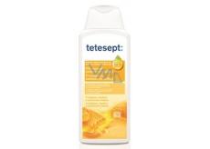 Tetesept Přirozeně sametově hebký krémovo-olejový sprchový gel 250 ml