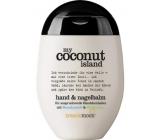 Treaclemoon My Coconut Island krém na ruky 75 ml