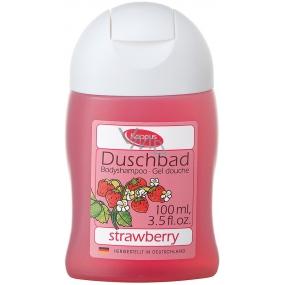 Kappus Jahoda sprchový gel 100 ml