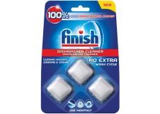 Finish Kapsule na čistenie umývačky 3 x 17 g