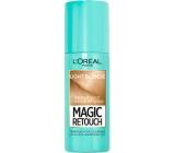 Loreal Paris Magic Retouch vlasový korektor šedin a odrostů Light Blond 75 ml