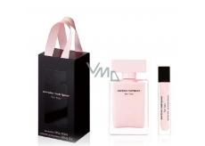 Narciso Rodriguez For Her Eau de Parfum toaletná voda pre ženy 50 ml + vlasová hmla 10 ml, darčeková sada