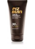 Piz Buin Tan & Protect SPF30 ochranné mlieko urýchľujúci proces opaľovanie 150 ml