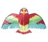 Drak papagáj 137 x 71 cm