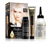 Loreal Paris Préférence farba na vlasy 10.21 Štokholm Veľmi veľmi svetlá perlová blond