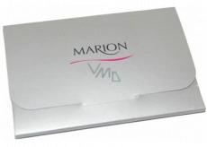 Marion Mat Express zmatňujúci papieriky s púdrom 50 kusov