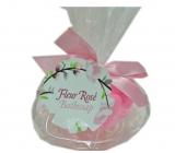 Salsa Collection Kvety ruže mydlo 80 g + podtácek